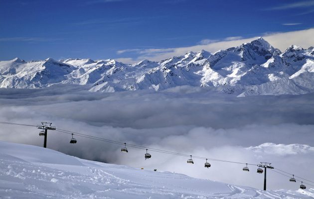 dolomiti ski area